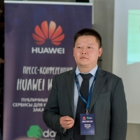 Huawei 3data Cloud: a new business direction in Russia