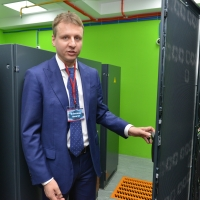 Joint Legrand and 3data Data Center opens in the historical center of Moscow