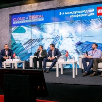 Huawei Cloud и 3data – Генеральный спонсор конференции Cloud & Digital Transformation