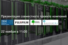 3data company, Fujifilm and Mastertel launch a new hierarchical data archiving service