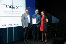 Award received from IBM for ArcTape cloud storage service