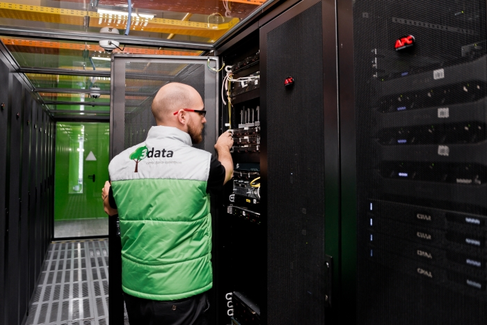 3data data centers are operating normally